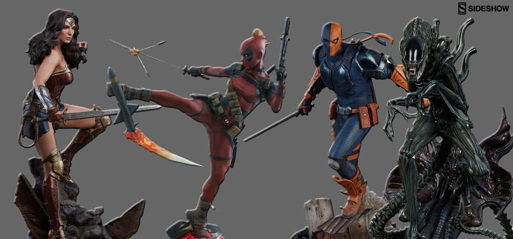 Sideshow Collectibles Statues & Action Figures