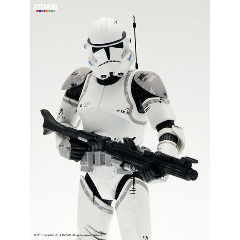 Attakus Coruscant Trooper statue