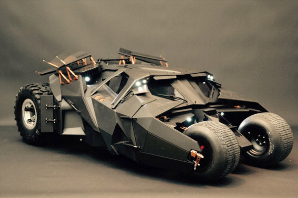 Cool things to buy - Hot Toys Batmobile