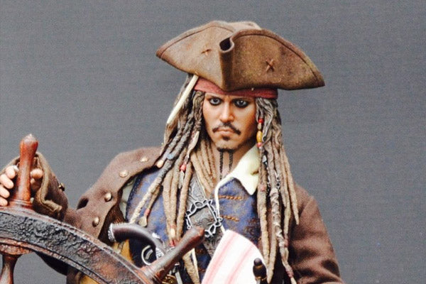 Cool things to buy - Hot Toys Jack Sparrow action figure