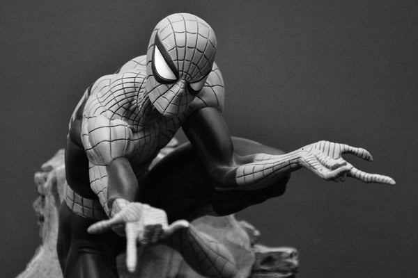 Cool things to buy - sideshow spider-man statue
