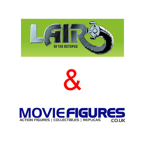 Lair Of The Octopus & Movie Figures