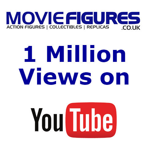 Movie Figures hits one million views on YouTube