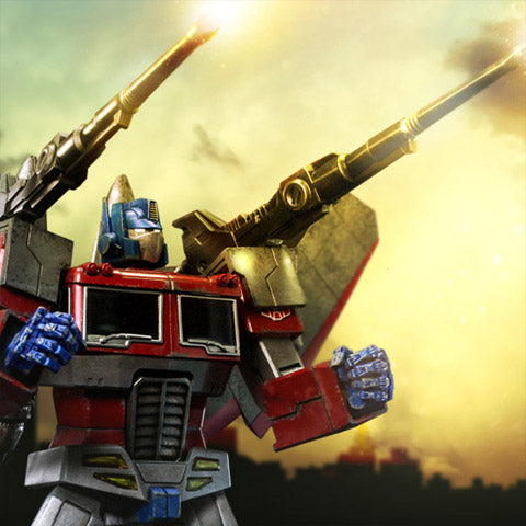 Hot Toys Optimus Prime