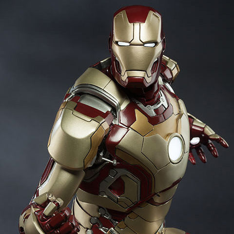 Sideshow Iron Man Mark 42