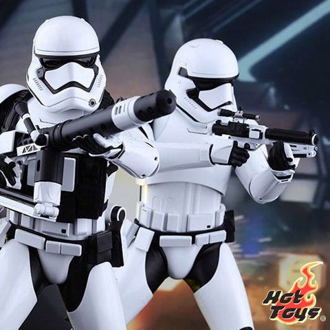 Hot Toys Star Wars First Order StormTroopers