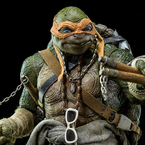 Threezero's Michelangelo action figure