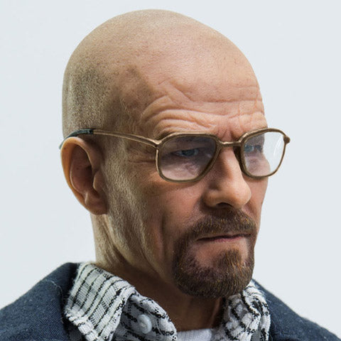 Threezero Walter White Action Figure