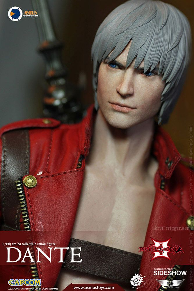 Asmus Toys Devil May Cry 3 Dante 1/6 Action Figure