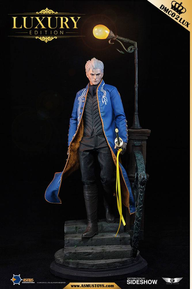 Asmus Toys Devil May Cry 3 Vergil Luxury Edition 1/6 Action Figure