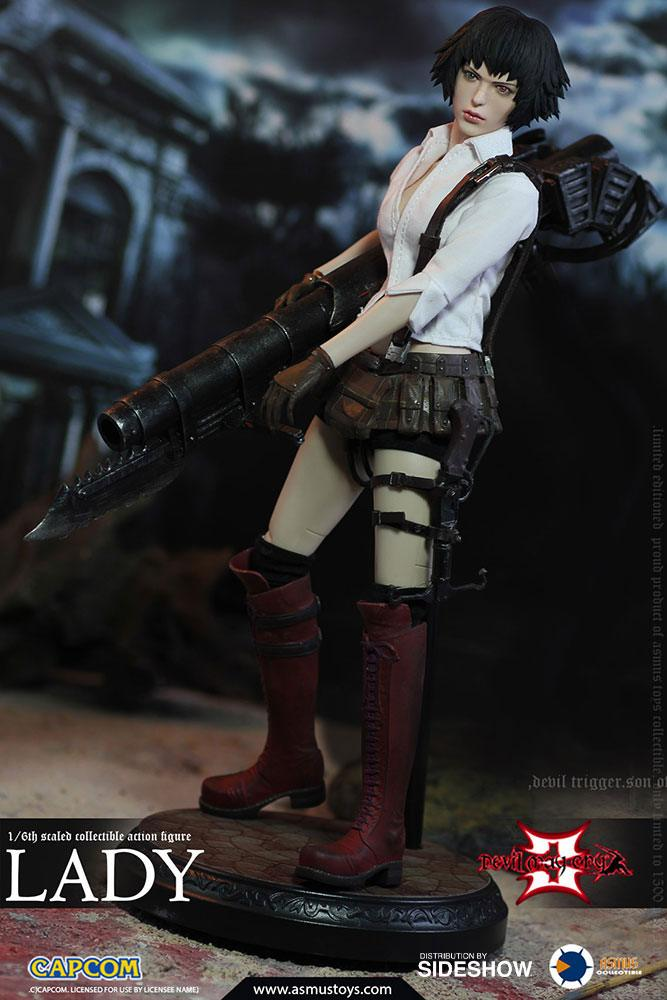 Asmus Toys Devil May Cry 5 Lady 1/6 Action Figure
