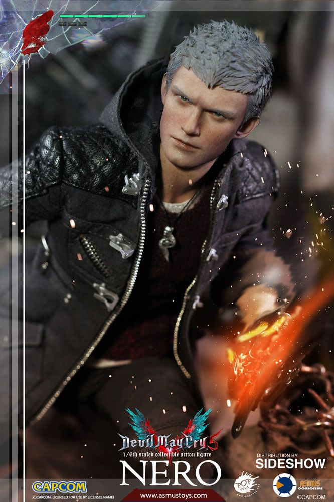 Asmus Toys Devil May Cry 5 Nero 1/6 Action Figure