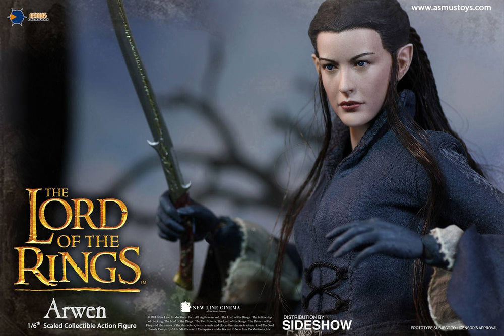 Asmus Toys Lord of the Rings Arwen 1/6 Action Figure