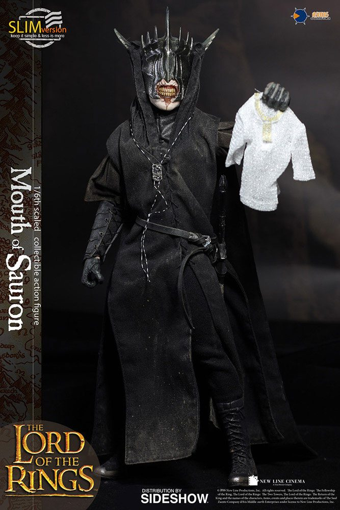 Asmus Toys Lord of the Rings The Mouth of Sauron Slim Version 1/6 Action Figure