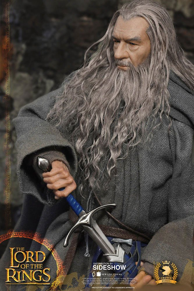 Asmus Toys The Crown Series Lord of the Rings Gandalf 1/6 Action Figure