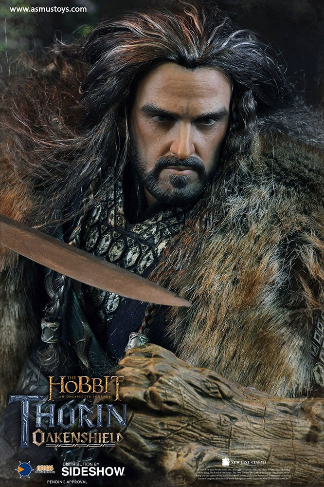 Asmus Toys The Hobbit Thorin Oakenshield 1/6 Action Figure