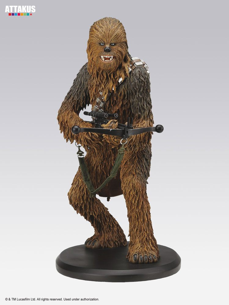 Attakus Star Wars Chewbacca 1/10 Statue