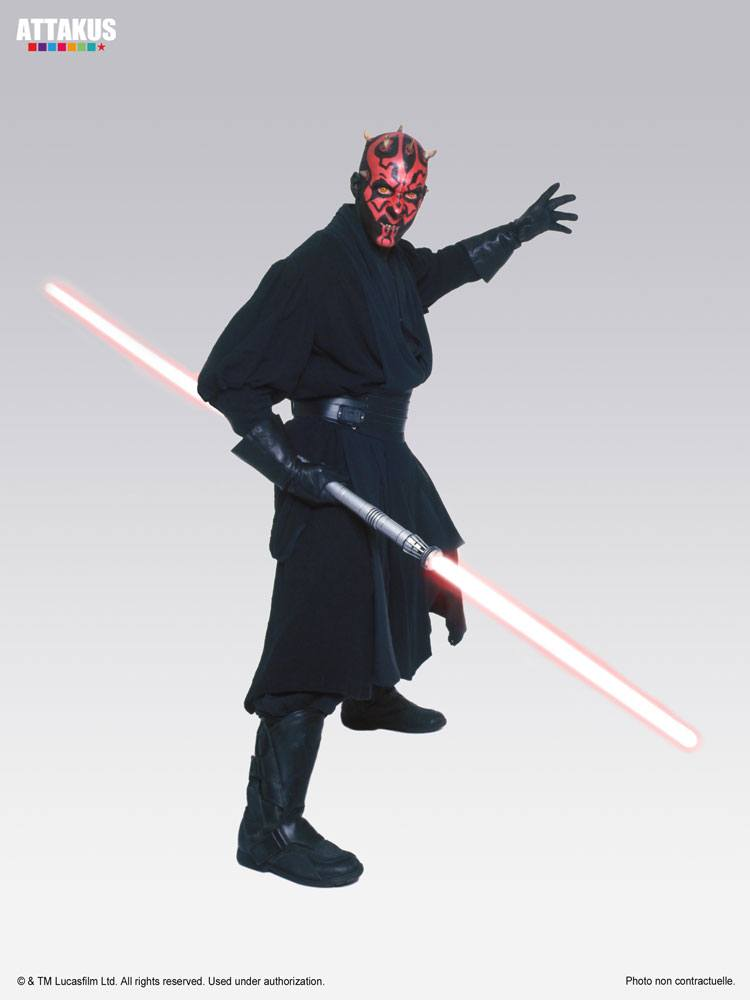 Attakus Star Wars Darth Maul 1/10 Statue