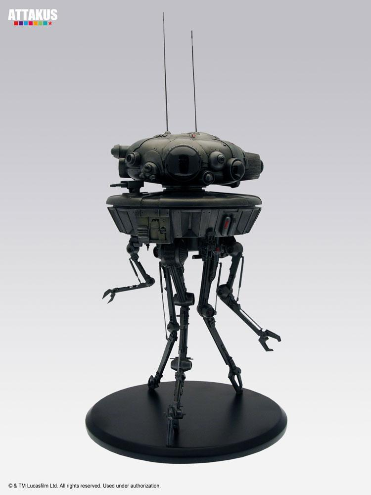 Attakus Star Wars Probe Droid 1/10 Statue