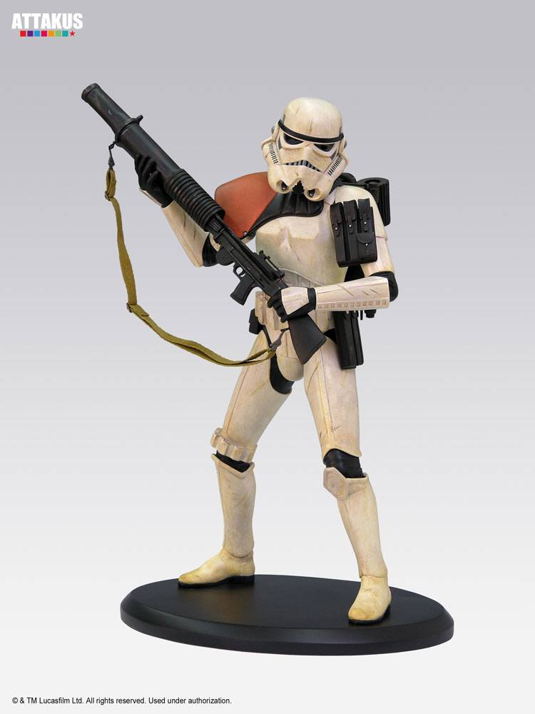 Attakus Star Wars Sandtrooper 1/10 Statue