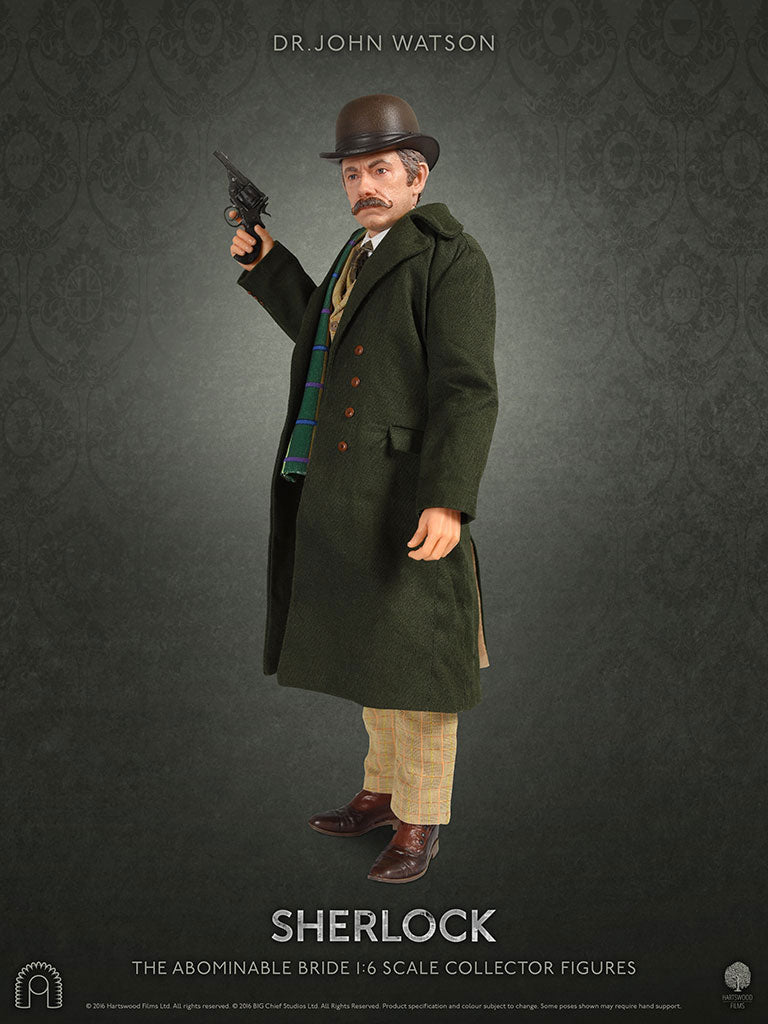 BIG Chief Studios The Abominable Bride Dr. John Watson 1/6 Action Figure