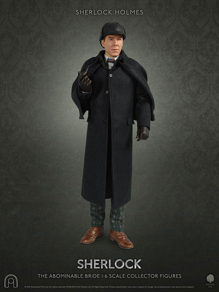 BIG Chief Studios The Abominable Bride Sherlock Holmes 1/6 Action Figure