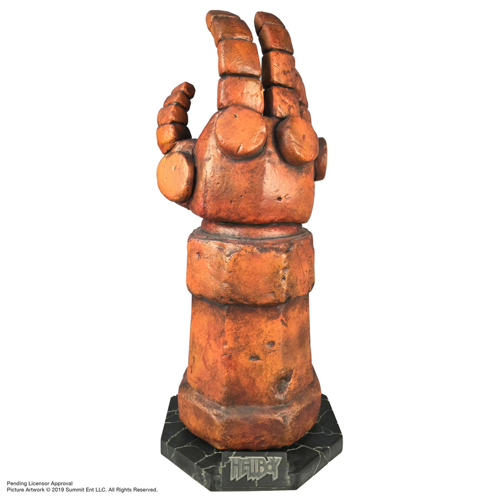Chronicle Collectibles Hellboy Right Hand of Doom 1/1 Prop Replica