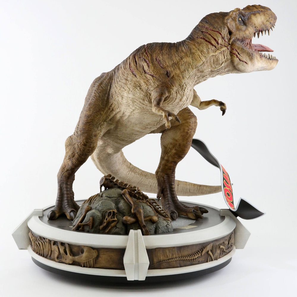 Chronicle Collectibles Jurassic Park Rotunda Rex 1/9 Statue