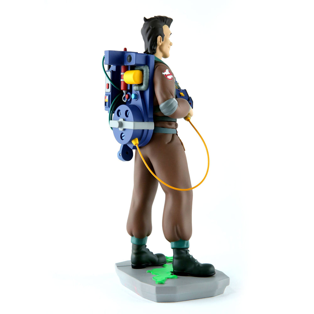 Chronicle Collectibles The Real Ghostbusters Peter Venkman Statue