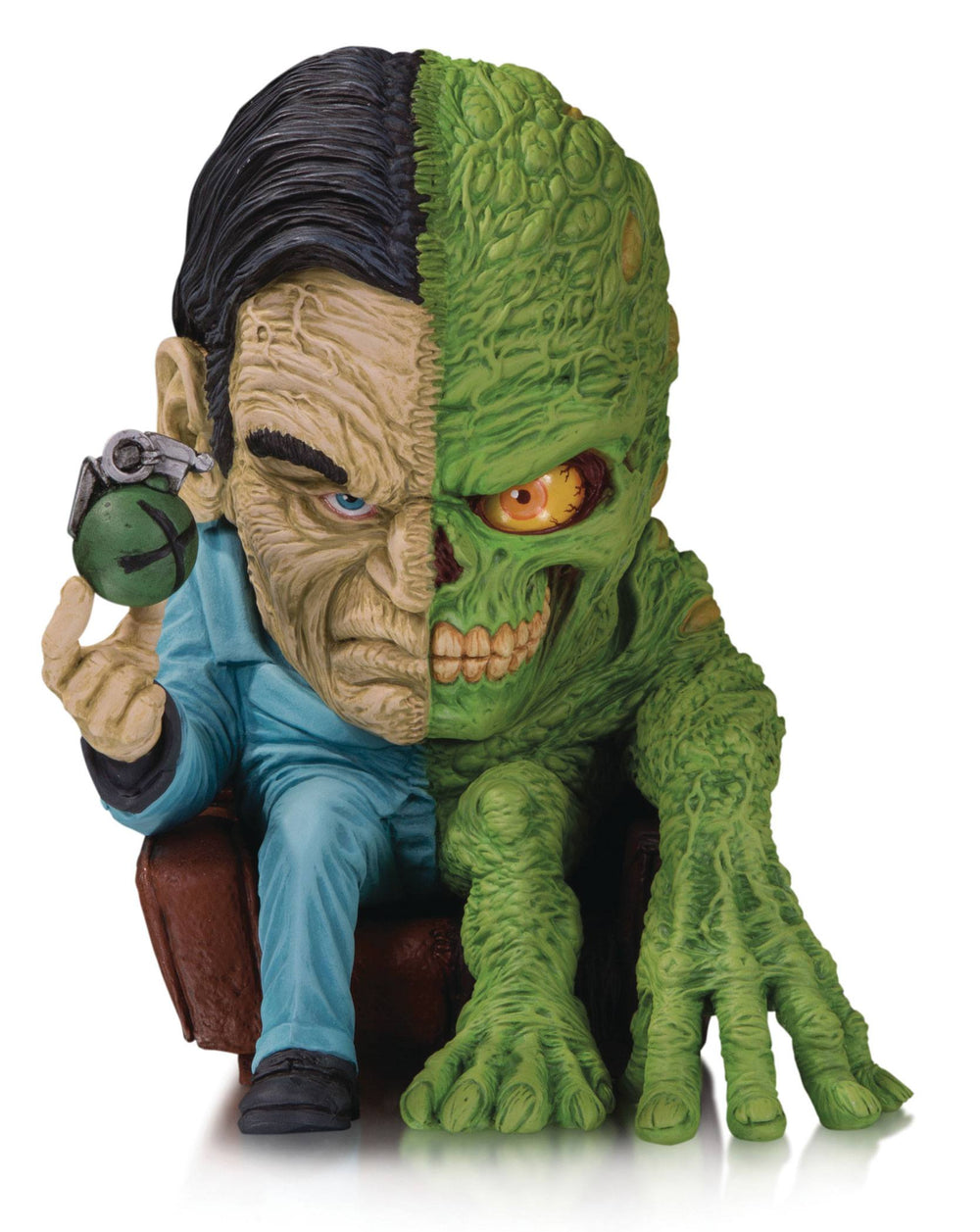 Collectibles DC Artists Alley Two-Face by James Groman Statue
