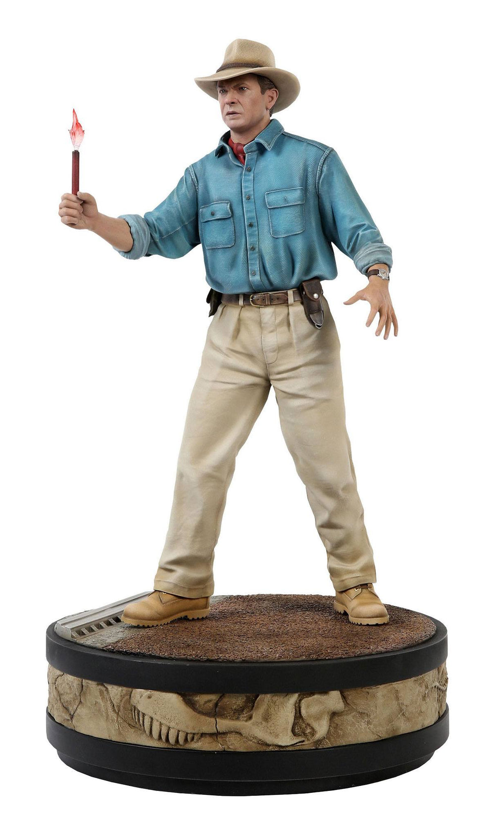 Chronicle Collectibles Jurassic Park Dr. Alan Grant 1/4 Statue