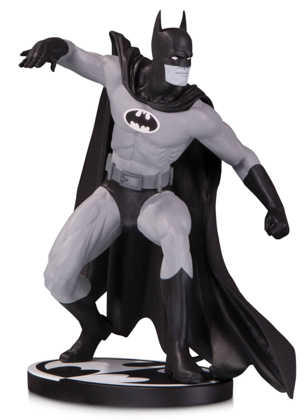 DC Collectibles Batman Black & White Batman by Gene Colan Statue