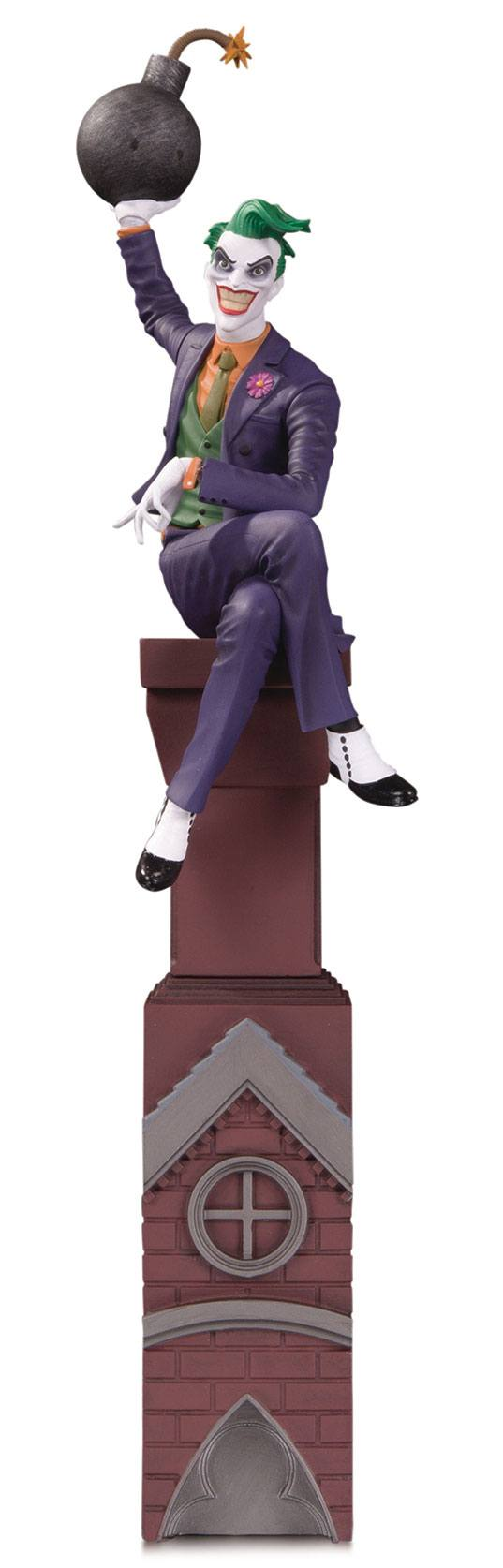 DC Collectibles Batman Rogues Gallery The Joker (Part 2 of 6) Statue