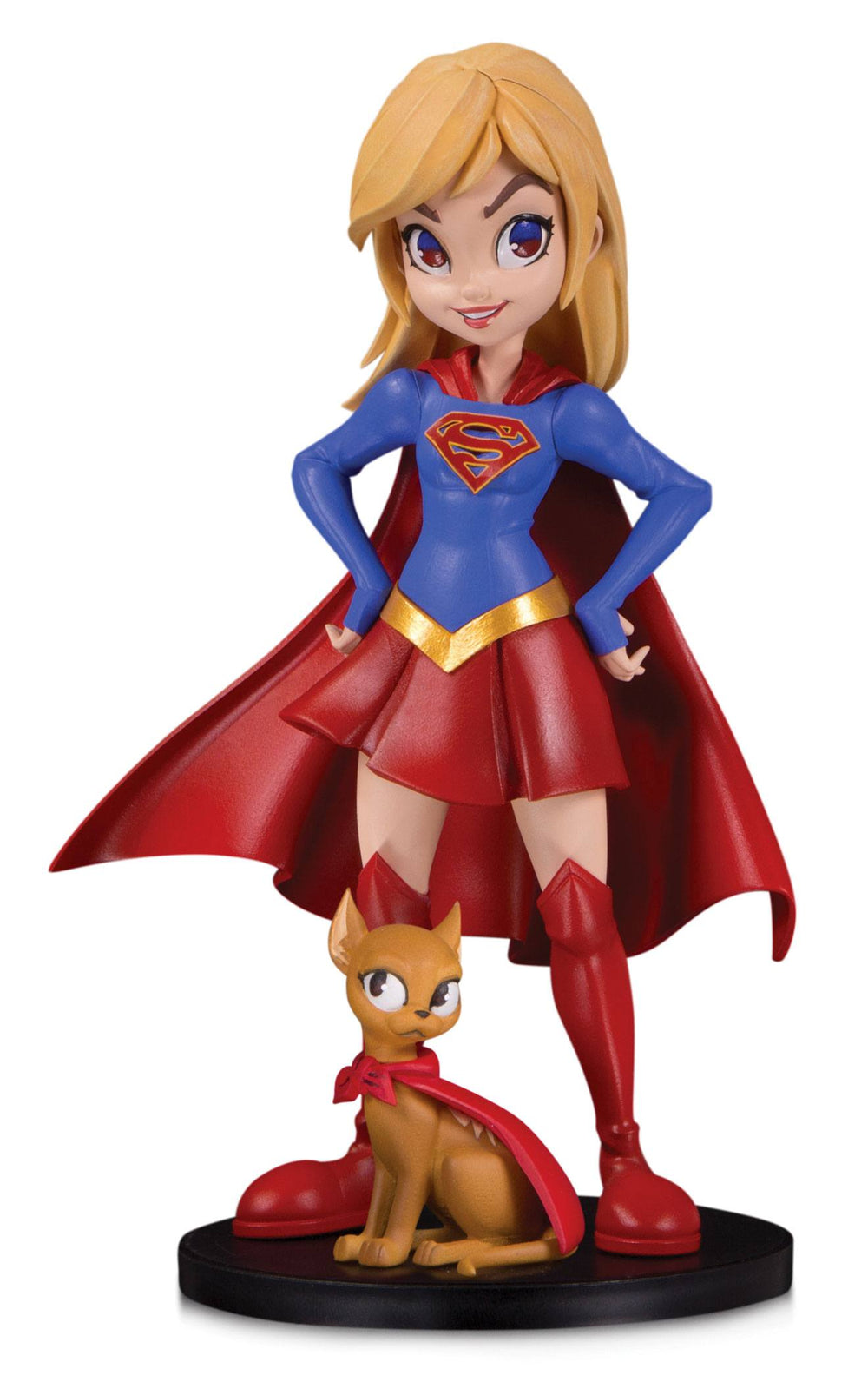 DC Collectibles DC Artists Alley Supergirl by Chrissie Zullo Statue