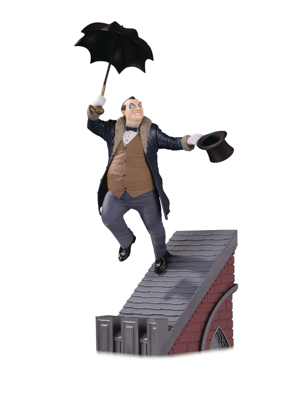 DC Collectibles DC Comics Batman Rogues Gallery The Penguin (Part 1 of 6) Statue