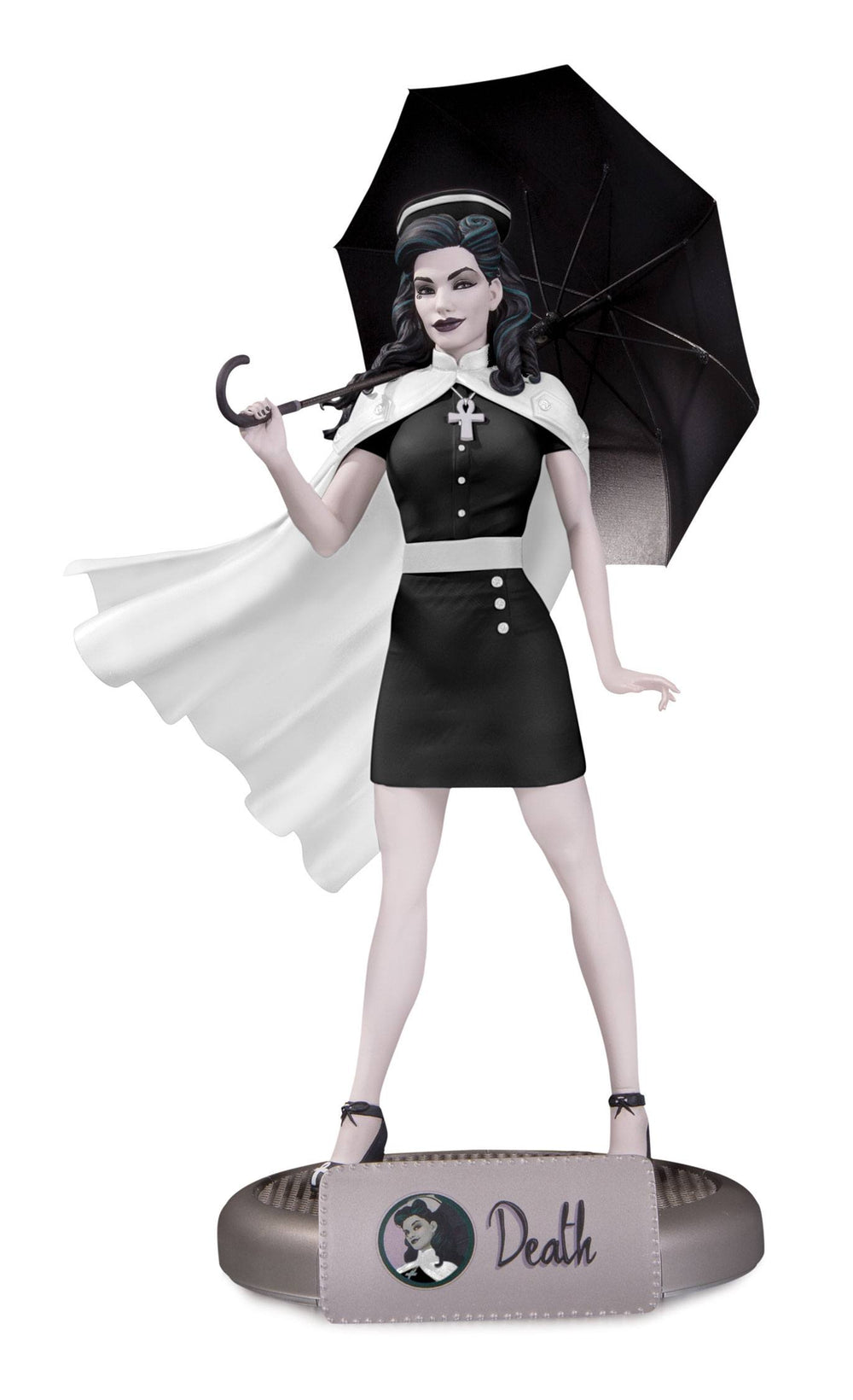 DC Collectibles DC Comics Bombshells Death Statue