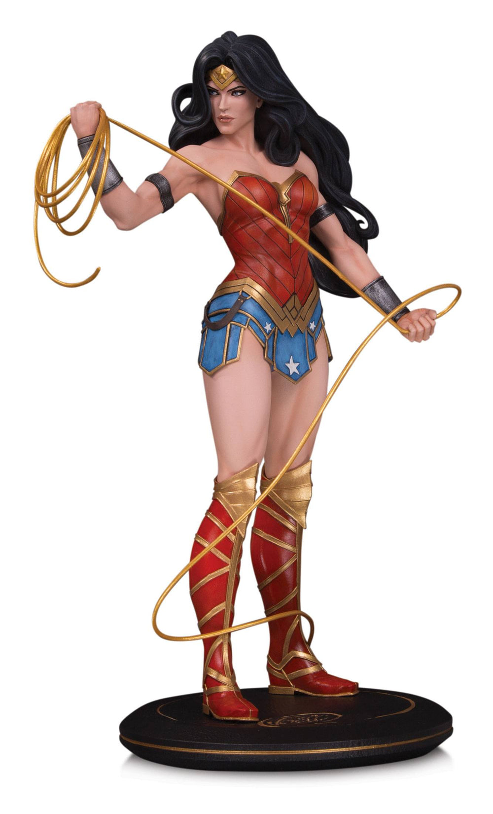 DC Collectibles DC Comics Cover Girls Wonder Woman 1/8 Statue