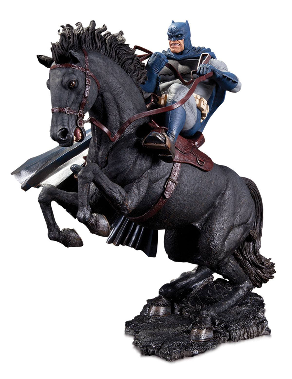 DC Collectibles DC Comics The Dark Knight Returns A Call to Arms Mini Battle Statue