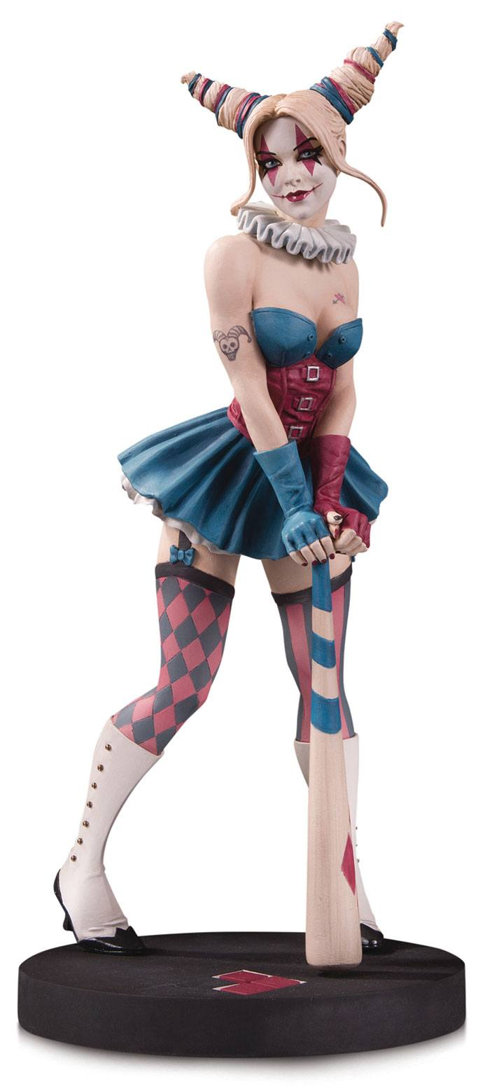 DC Collectibles DC Designer Series Harley Quinn by Enrico Marini Statue