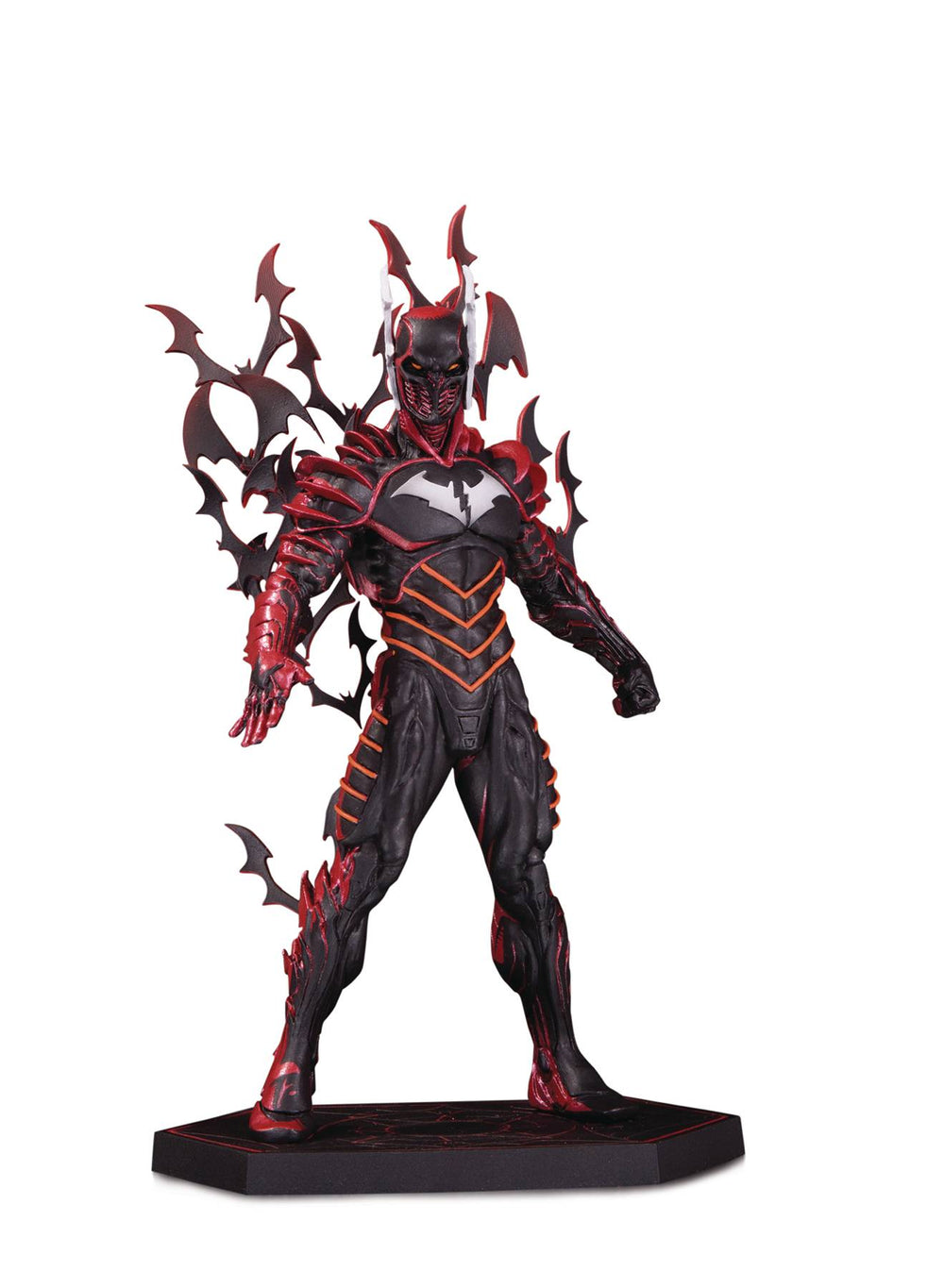 DC Collectibles Dark Knights: Metal Batman the Red Death Statue
