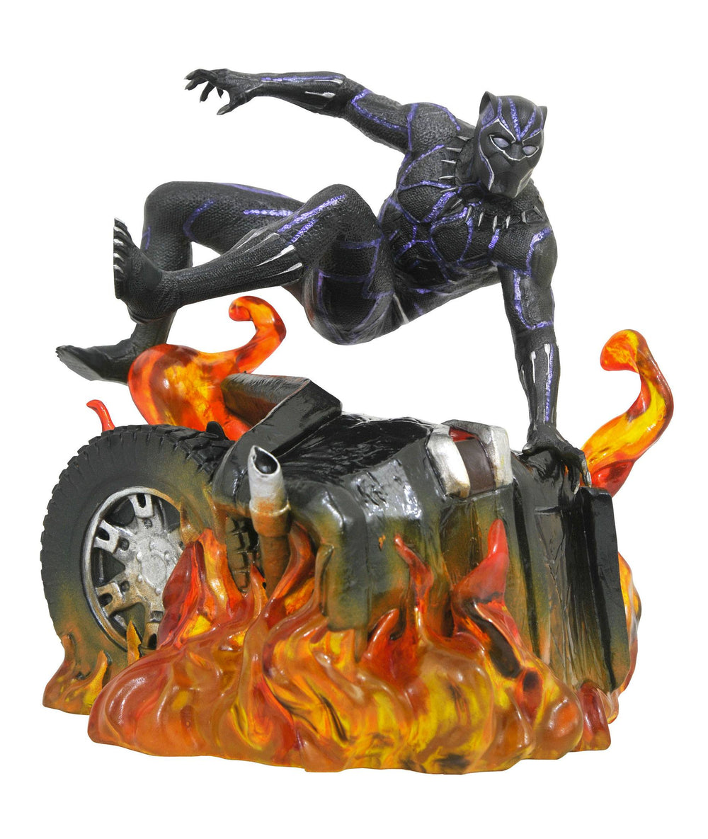 Diamond Select Marvel Movie Gallery Black Panther PVC Statue