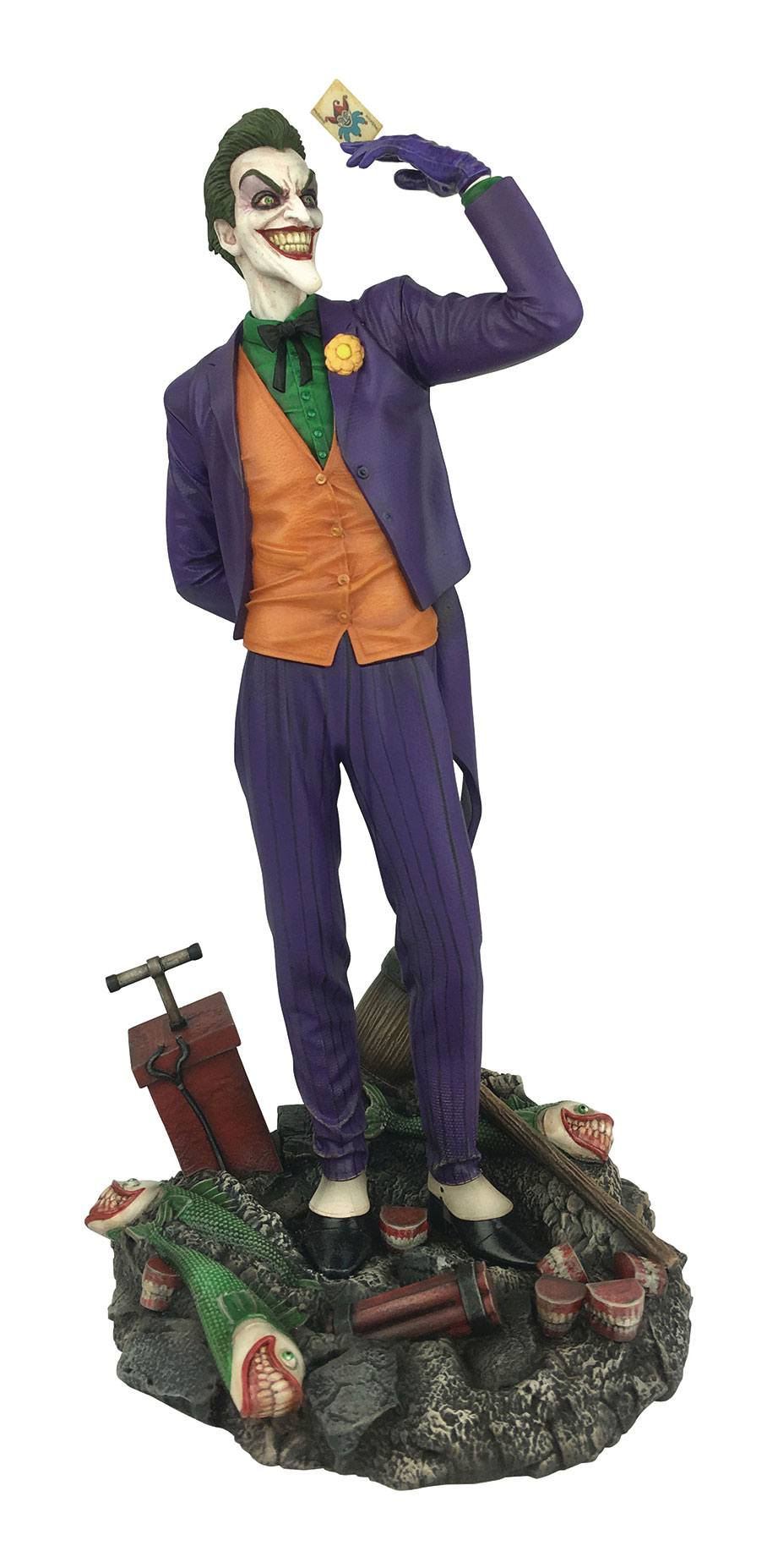 Diamond Select Toys DC Comic Gallery The Joker PVC Statue