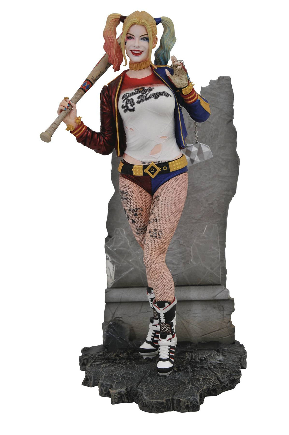 Diamond Select Toys DC Gallery Suicide Squad Harley Quinn PVC Statue