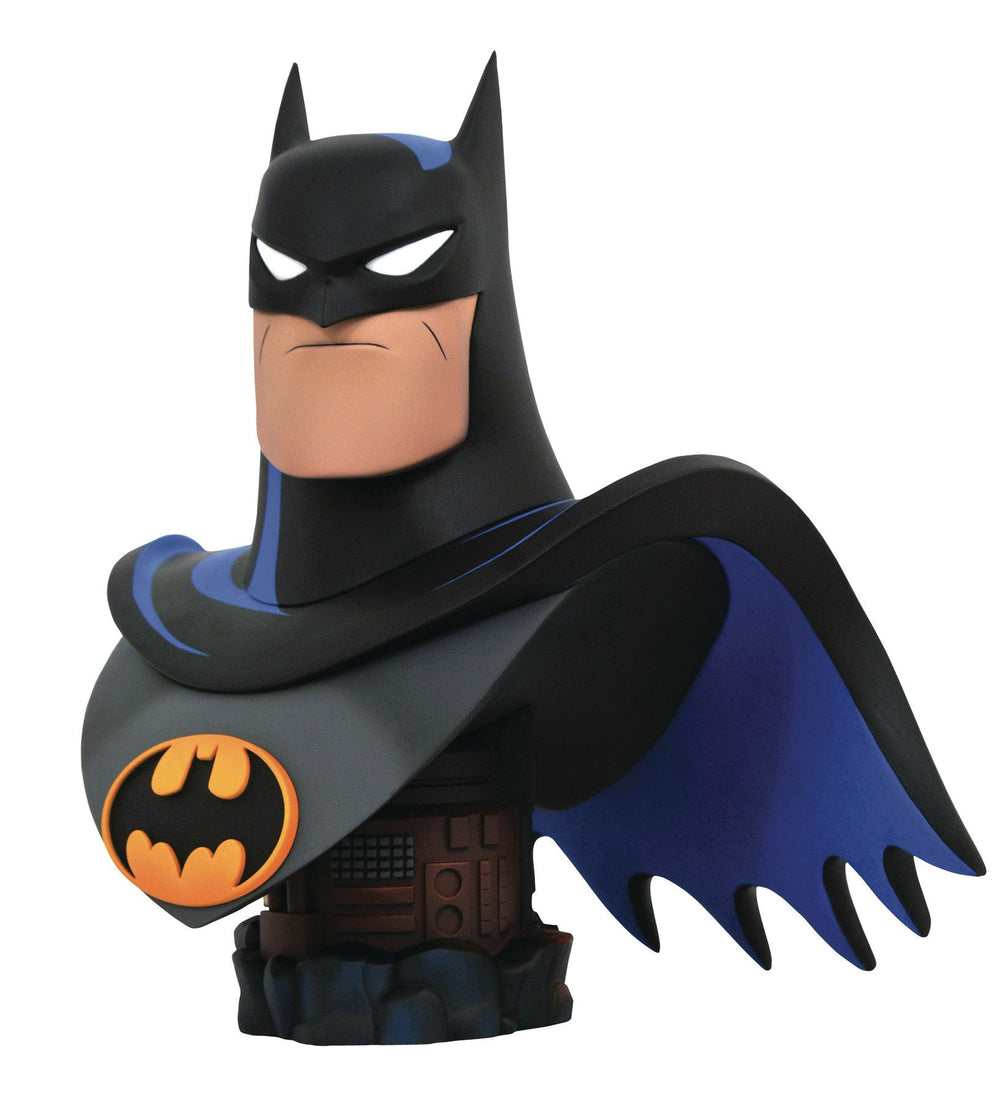 Diamond Select Toys Legends in 3D Batman: The Animated Series Batman 1/2 Bust