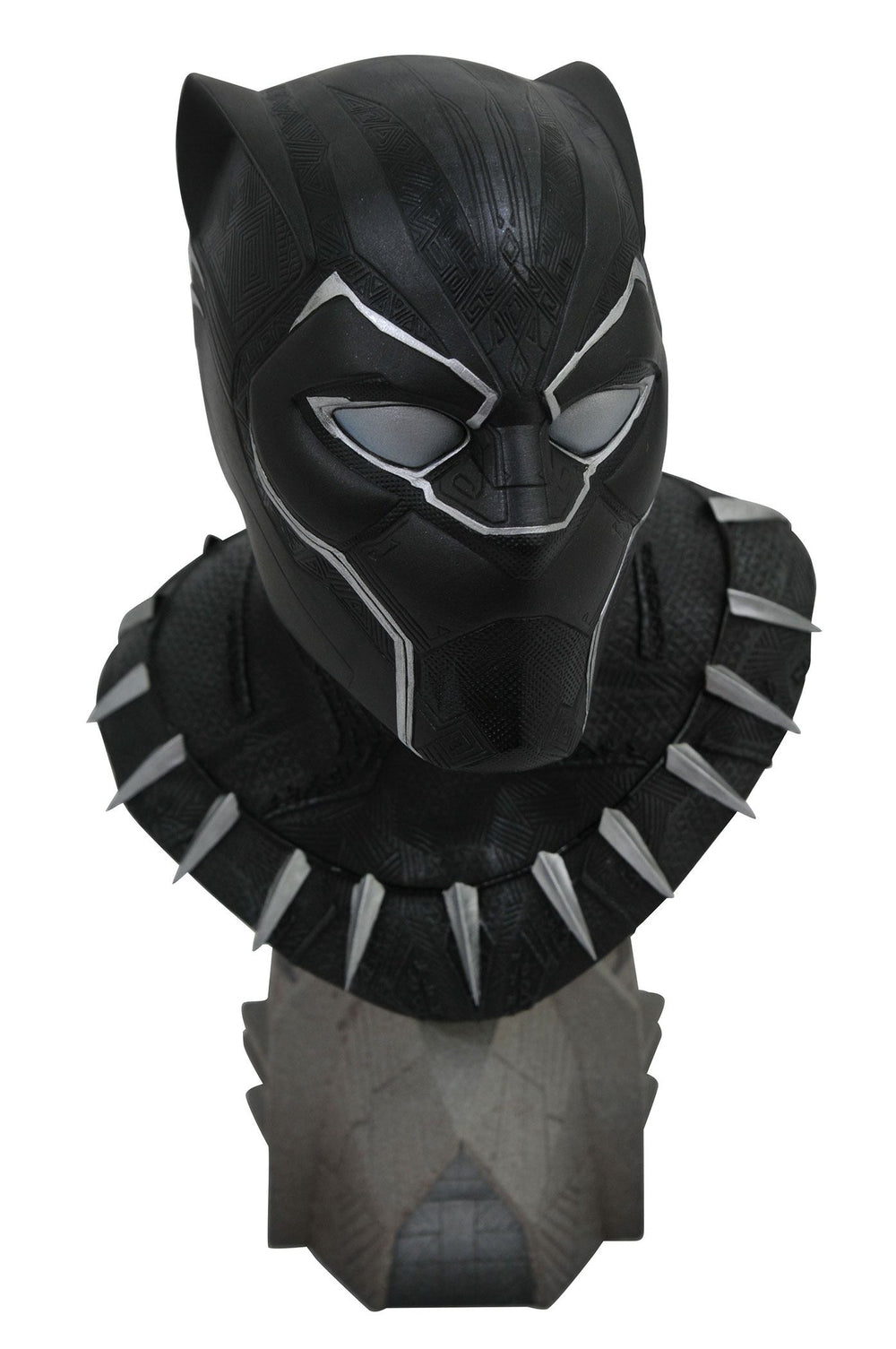 Diamond Select Toys Legends in 3D Black Panther 1/2 Bust