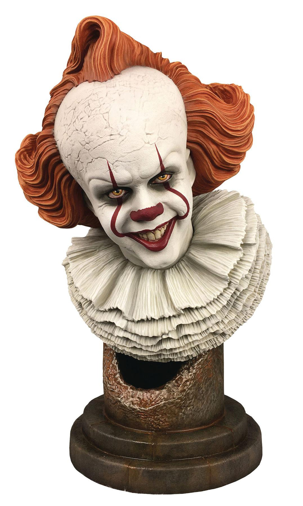Diamond Select Toys Legends in 3D It Chapter Two Pennywise 1/2 Bust