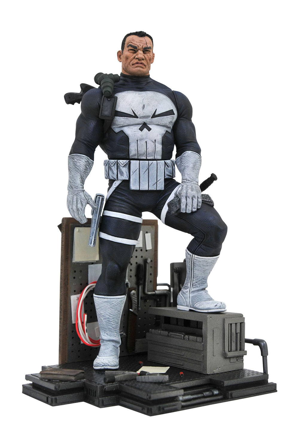 Diamond Select Toys Marvel Comic Gallery The Punisher PVC Statue