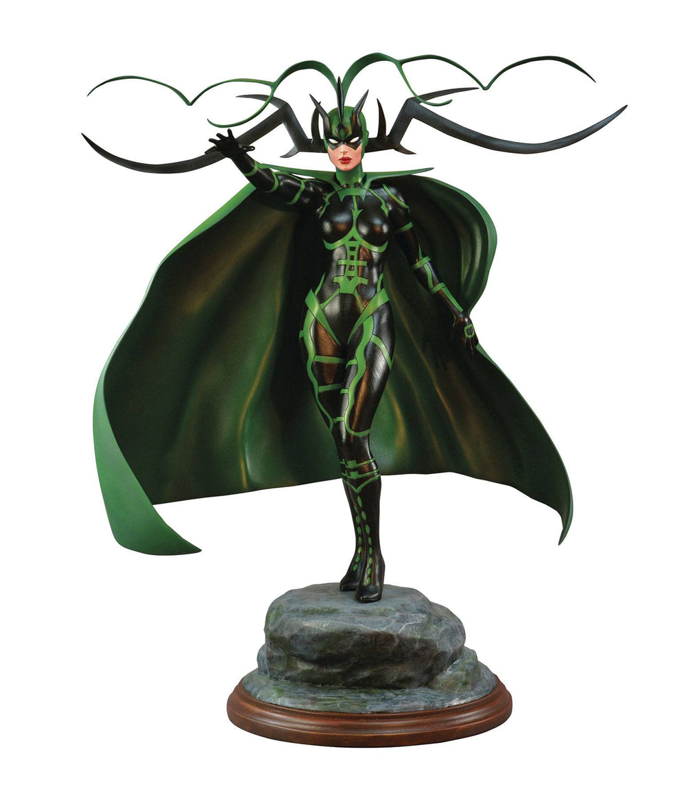 Diamond Select Toys Marvel Comic Premier Collection Hela Statue