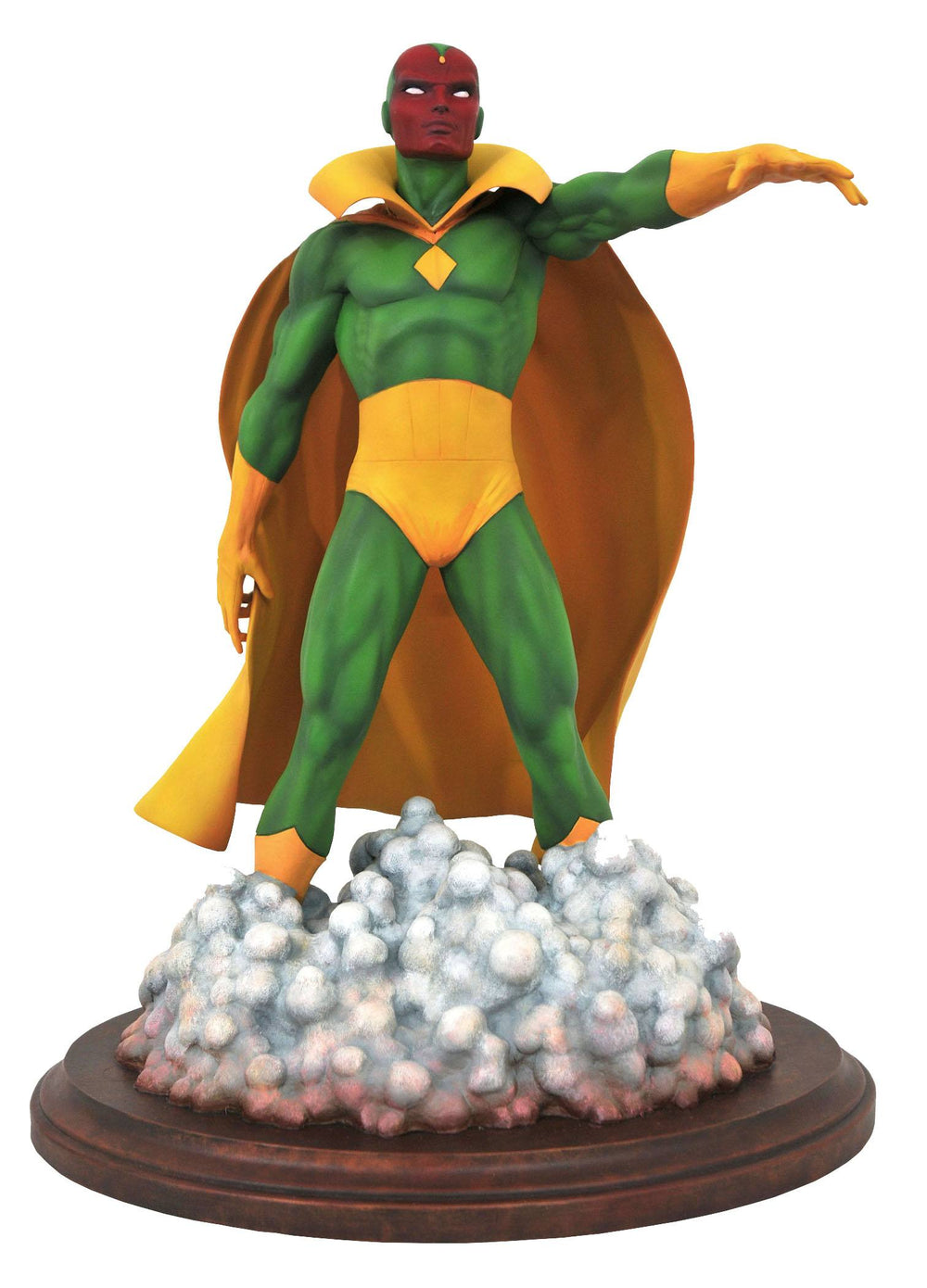 Diamond Select Toys Marvel Comic Premier Collection The Vision Statue