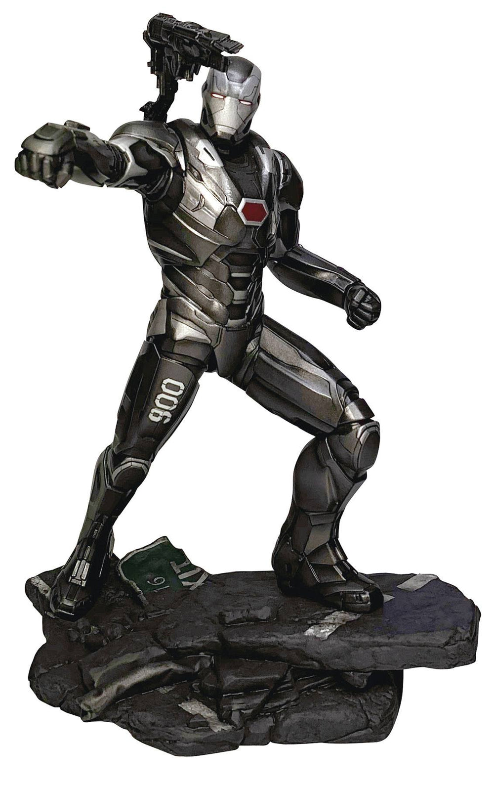Diamond Select Toys Marvel Gallery Avengers: Endgame War Machine PVC Statue